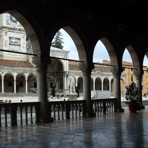 Udine, Italy. Piazza della Libertà.